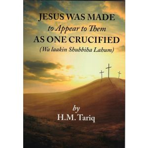 Jesus was made to appear to them as one crucified