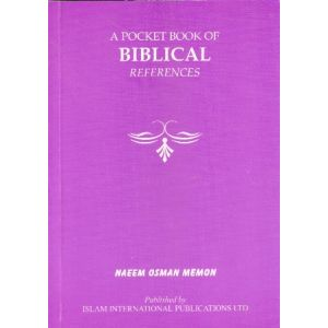 A pocket book of biblical references