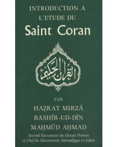 Introduction to the Study of the Holy Quran