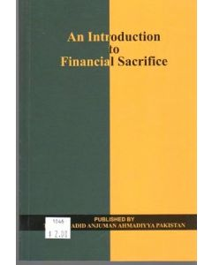 Introduction to financial sacrifice