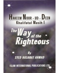 The way of the Righteous (paperback)